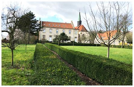 Shakti Yoga Mettmann -Yogareise Kloster Vinnenberg